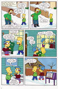 Simpsons Winter Wing Ding #2