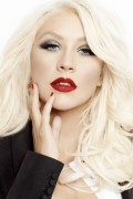 Christina Aguilera - Mark Liddell Red Sin Photoshoot Outtakes
