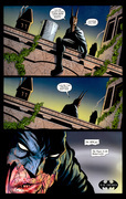 Batman - The Widening Gyre (1-6 series)