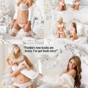 Gatas QB - The Nuts Christmas Special | Frankie e Chloe | Nuts Magazine | 14 Dezembro 2012