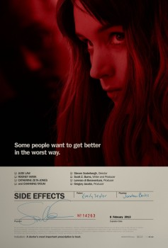 �������� ������ / Side Effects (2013)