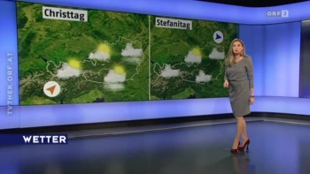 Christa Kummer - ORF2 - Autriche B80805227481196