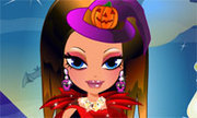 Halloween Witch Dress Up