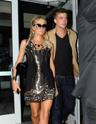 Paris Hilton - leaving Prime One Twelve in Miami 12/29/12