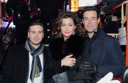Bridget Moynahan - New Year's Eve 2013 with Carson Daly in NYC 12/31/12