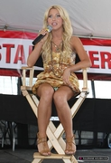Julianne Hough 2008 ABC Block Party