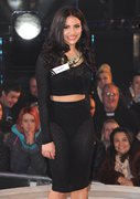 Lacey Banghard Entering the Celebrity Big Brother House in London 3rd January x21