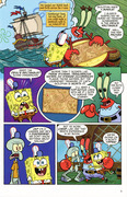 SpongeBob Comics #16