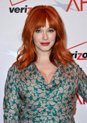 Christina Hendricks - 13th Annual AFI Awards in Beverly Hills 1/11/13