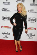 Nicole Coco Austin - World Mixed Martial Arts Awards 2013 in Las Vegas 1/11/13