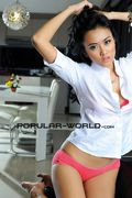 Devi Iriyanti model majalah popular - wartainfo.com