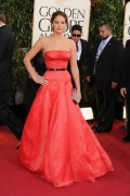 Jennifer Lawrence - 70th Annual Golden Globe Awards in Beverly Hills 1/13/13  **ADDS**