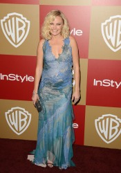 Malin Akerman @ 14th Annual Warner Bros. And InStyle Golden Globe Awards After Party Jan 13, 2013