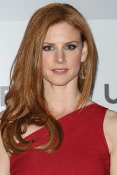 Sarah Rafferty - NBC Universal Golden Globes After Party in Beverly Hills 1/13/13