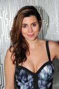 Jamie Lynn Sigler - backstage at Guys With Kids New York 01/15/13