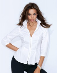 Irina Shayk For Madeleine S/S 2013 HQ x 21