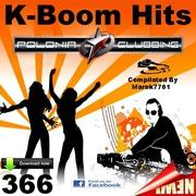 K-BOOM HITS VOL. 366 [ALBUM ORIGINAL 2013]