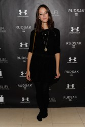 Kaya Scodelario - 'Emanuel And The Truth About Fishes' Dinner in Park City, Utah 1/18/13