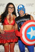 Arianny Celeste - UFC Halloween Party (10/31/2012) - (1xHQ)