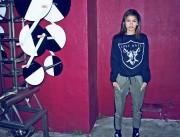 Zendaya Coleman - Lost Kats clothing line winter 2012