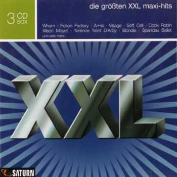 VA - Saturn: Die grossten XXL Maxi-Hits (3CDs) (2004)