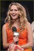 Teresa Palmer - at MuchMusic's NEW.MUSIC.LIVE in Toronto 1/21/13