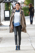 Jamie Chung - out and about in LA 1/24/13