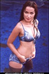 Foto Seksi Vulgar Najwa Model Hot Tempo Dulu di Majalah Dewasa
