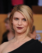 Claire Danes 19th Annual Screen Actors Guild Awards Jan 27, 2013 HQ x 2