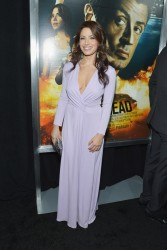 Sarah Shahi - 'Bullet To The Head' premiere in NY 1/29/13