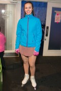 KIMMIE MEISSNER Sing & Skate Against Breast Cancer 1/5/13 (3 Pics)