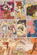 The Uncanny X-Men and The New Teen Titans