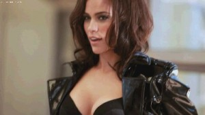 "Paula Patton "" GQ "" January 2012 