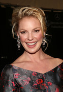 Katherine Heigl - J. Mendel Fall 2013 fashion show during NYFW, february 13