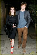 Emma Roberts Out In LA - February 14, 2013