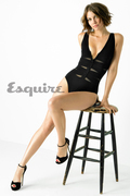 Lauren Cohan | Esquire | Funny Joke From A Beautiful Woman | 720p/1080p | Caps x73 | Photoshoot x6