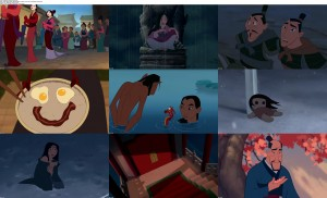 Download Mulan (1998) BluRay 720p 650MB Ganool