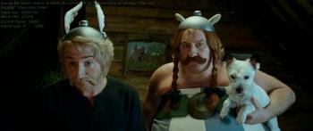 Asterix i Obelix: W s³u¿bie Jej Królewskiej Mo¶ci / Ast?rix et Ob?lix: Au Service de Sa Majest? (2012) BluRay.720p.x264.DTS-3Li