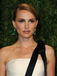Natalie Portman - 2013 Vanity Fair Oscar Party in West Hollywood 2/24/13