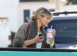 Cameron Diaz - out and about in Beverly Hills 2/25/13