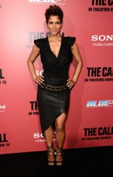 Halle Berry - 'The Call' premiere in Hollywood 3/5/13