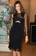 Irina Shayk - Carine Roitfeld cocktail party in Paris 3/5/13
