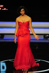 Morena Baccarin - 2013 Laureus World Sports Awards in Rio 3/11/13