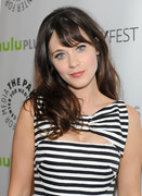 Zooey Deschanel - 'New Girl' PaleyFest 2013 in Los Angeles 3/11/13