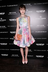 Sami Gayle - 'Olympus Has Fallen' screening in NYC 3/11/13