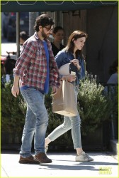Mandy Moore - out and about in West Hollywood 3/11/13