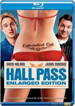Hall Pass 2011 EXTENDED m720p BluRay x264-BiRD
