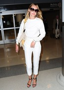 Candice Swanepoel - At JFK Airport 3/13/13