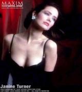 Breasts janine turner