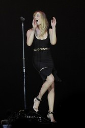 LeAnn Rimes - Country2Country event at 02 Arena in London 3/16/13